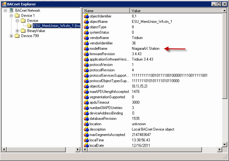 Tridium: How To Configure a BACnet Server Driver and Export